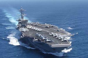 Iran không coi tàu sân bay Mỹ là mối đe dọa