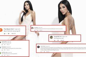 Phản ứng bất ngờ từ netizen sau câu nói của H'Hen Niê: 'Chắc chắn một điều Thùy sẽ làm tốt hơn Hen' tại Miss Universe