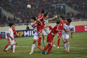 Giao hữu bóng đá; Việt Nam 1- 1 Triều Tiên