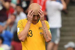 Ngôi sao hàng đầu Australia lỡ hẹn với Asian Cup 2019