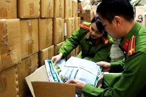 4 tấn thuốc bảo vệ thực vật hết date được sửa ngày đem bán