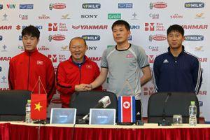 ĐT Việt Nam - ĐT CHDCND Triều Tiên: Thử nghiệm cho Asian Cup 2019