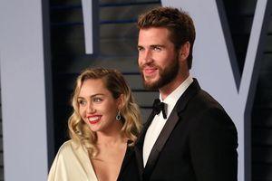 Lộ ảnh Miley Cyrus và Liam Hemsworth bí mật kết hôn