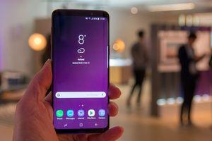 Samsung bắt đầu cập nhật Android 9 cho Galaxy S9