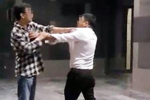 Công an quận Nam Từ Liêm vào cuộc vụ nhân viên tòa nhà 'tố' bị cư dân đánh