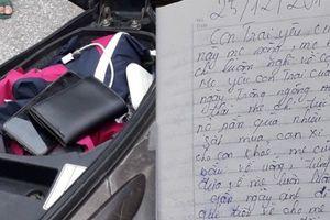 Hé lộ nội dung bức thư tuyệt mệnh dài 8 trang mà người mẹ để lại trước khi nhảy cầu tự tử