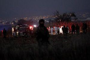 Mexico mời chuyên gia Mỹ điều tra vụ vợ chồng nữ thống đốc tử nạn