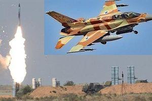 S-300 bất lực trước Israel hay Syria chưa khai hỏa?