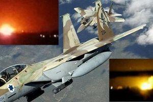 Phòng không Syria bắn hụt toàn bộ tên lửa Israel