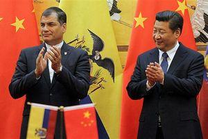 Ecuador nếm đòn đau từ đập thủy điện Trung Quốc