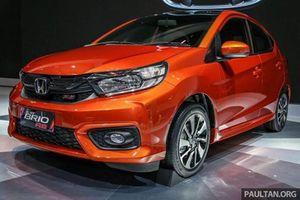Chưa bán tại VN, 'xe siêu rẻ' Honda Brio đã loạn giá