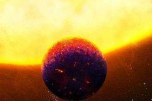 Choáng ngợp hành tinh màu hồng ngọc trong Hệ Mặt trời