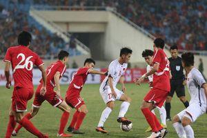 Giao hữu trước thềm Asian Cup 2019: Tuyển Việt Nam bị Triều Tiên cầm hòa