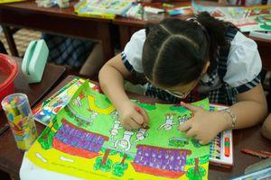 Điều ước về trường qua nét vẽ