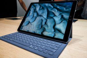 Một số mẫu iPad Pro 2017 gặp sự cố