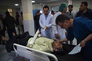 Khu cơ quan Chính phủ Afghanistan bị tấn công, 43 người chết