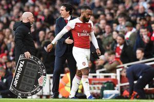 HLV Arsenal 'tha thứ' cho ngôi sao Alexandre Lacazette
