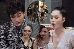 Nhà tài trợ xúc phạm giám khảo khiến Hương Giang Idol 'hoảng sợ'