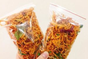 Đi du lịch mang ớt, bò khô giấu trong vali: Bị phạt 700 triệu đồng