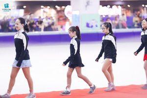 Giải vô địch trượt băng nghệ thuật Vincom mở ra cơ hội thi đấu quốc tế cho VĐV Việt Nam