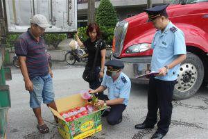 Hải quan Lạng Sơn: 5 biện pháp quản lý hàng nông sản NK vào Trung Quốc