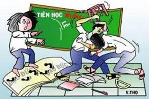 Cà Mau: Kỷ luật 1 hiệu phó do đánh nhau với nhân viên y tế trường