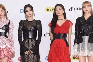 Black Pink gây sốt khi xuất hiện sang chảnh với váy hiệu hàng chục nghìn đô tại sự kiện