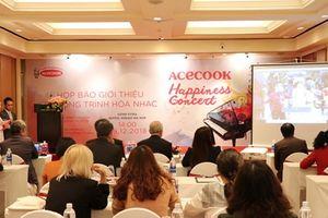 'Đêm hòa nhạc hạnh phúc' mang âm nhạc giao hưởng tới khán giả Việt