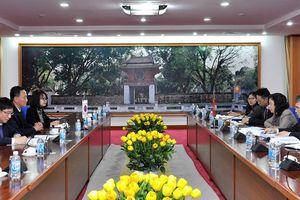 Bộ Tài chính sẵn lòng hỗ trợ doanh nghiệp Hàn Quốc