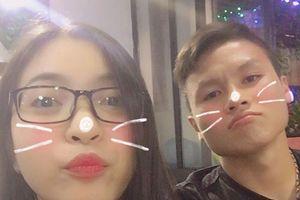 Lộ bằng chứng chuyện 'còn yêu hay chia tay' của Quang Hải và bạn gái Nhật Lê