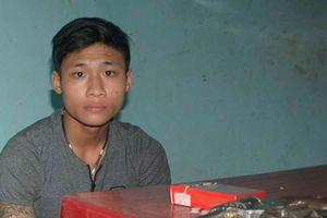 Gia Lai: Phát hiện ma túy và súng trong phòng trọ của nhóm thanh niên