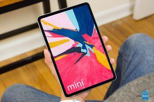 Thiết kế iPad mini 5 được hé lộ qua một chiếc ốp lưng silicon