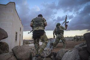 Quân đội Syria - Nga tiến sát thị trấn Manbji, Thổ Nhĩ Kỳ chuẩn bị tấn công SDF