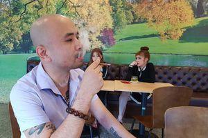Hút thuốc lá có thể gây rối loạn vị giác