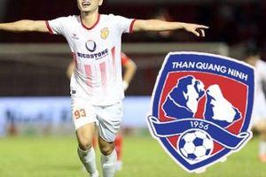 CHÍNH THỨC: Than Quảng Ninh có tân binh đầu tiên cho V-League 2019