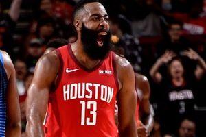 'Thần Râu' chạm trán 'Thần Rùa', Rockets thắng nghẹt thở Thunder
