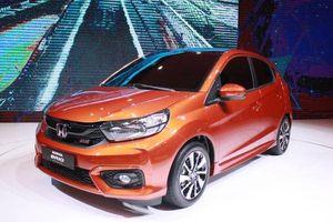 Cận cảnh Honda Brio: Xe giá rẻ cạnh tranh Toyota Wigo