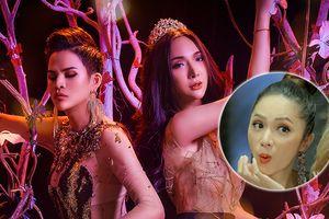 CLIP: Xót lòng trước tiếng 'kêu cứu thảm thiết' của thí sinh The Tiffany ngay lúc ăn mừng chiến thắng