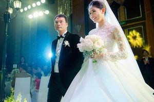 Những đám cưới xa xỉ bậc nhất của sao việt trong năm 2018