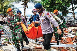 Thảm họa sóng thần tại Indonesia: Nguy cơ tái diễn thảm kịch
