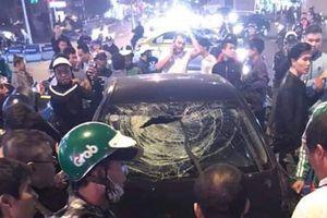 Tai nạn liên hoàn ở Hà Nội khiến 2 phụ nữ mang thai nhập viện