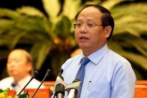 Cách chức Phó bí thư Thành ủy TP. HCM đối với ông Tất Thành Cang vì 'vi phạm nghiêm trọng'