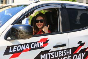 Khách hàng của Mitsubishi sắp có cơ hội gặp lại 'Nữ hoàng drift' Leona Chin