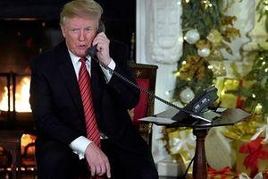 Giáng sinh bận rộn của Tổng thống Mỹ Donald Trump