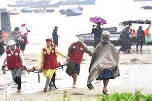 Diễn tập cảnh báo sóng thần ở Đà Nẵng
