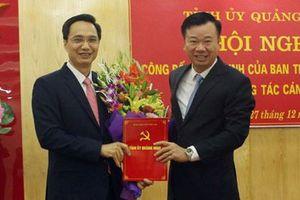 Nhân sự mới tại 3 tỉnh Quảng Ninh, Tiền Giang, Đồng Tháp