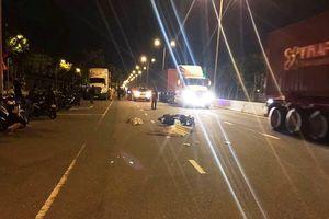 Xe máy đấu đầu trên đường Lê Nổ, 2 người tử vong trong đêm