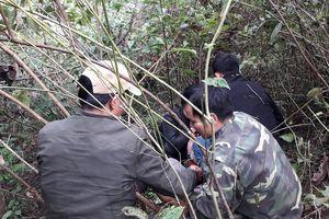 Biên phòng phá chuyên án ma túy lớn, bắt một người Lào