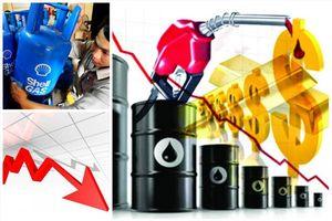 Giá xăng dầu, gas, thịt lợn 'ghìm' CPI tháng 12 giảm 0,25%