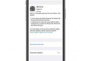 Khắc phục sự cố cuộc gọi LTE và SMS trên iPhone chạy iOS 12.1.2